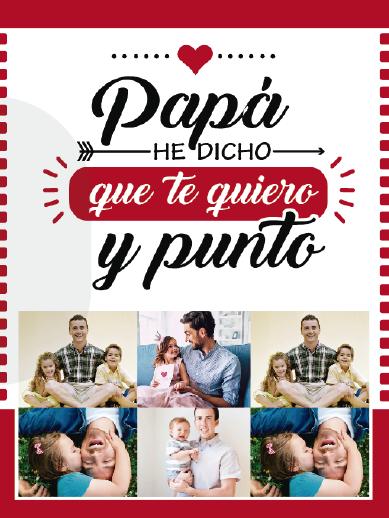 Cuadros personalizados regalos para papa fotos impresion regalos a domicilio