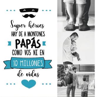 Cuadros personalizados regalos para papa fotos impresion regalos maumpresiones cuadros selfie